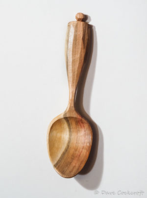 Blackthorn eating spoon 15