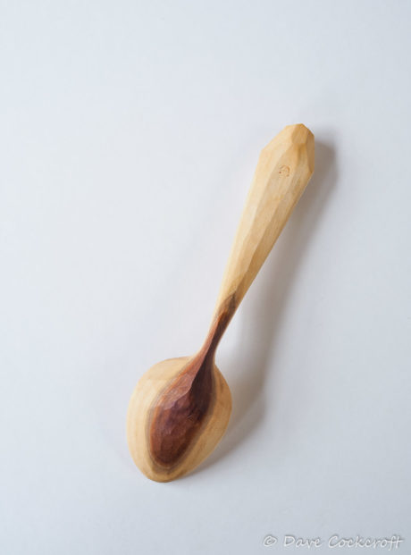 Blackthorn teaspoon #1