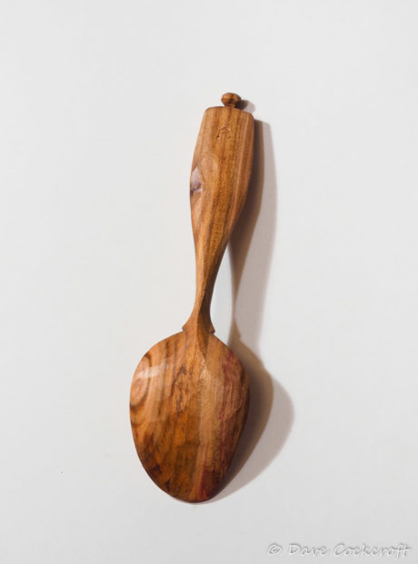 Blackthorn eating spoon 19