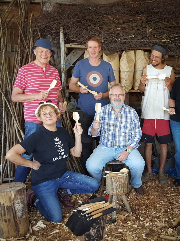 Sat 26th May – Spoon carving beginners and improvers – The ...