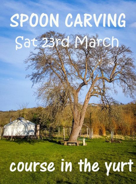 days cottage spoon course-march-sat23rd